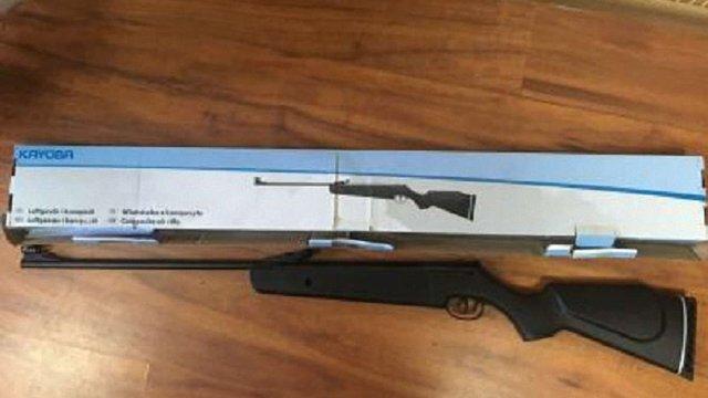 За добу в пункті пропуску «Рава-Руська» у трьох автомобілях прикордонники виявили зброю