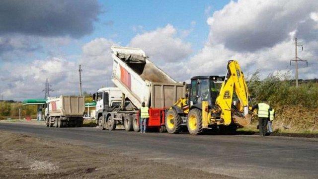 До кінця року на Львівщині відремонтують 11 км траси Миколаїв-Жидачів-Калуш