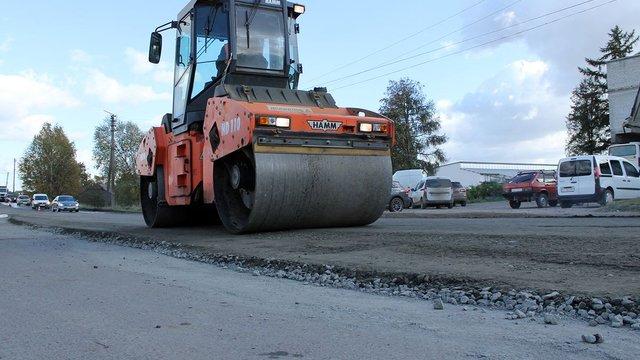 Через погану роботу «Укрзалізниці» на Львівщині виникли проблеми з ремонтом доріг
