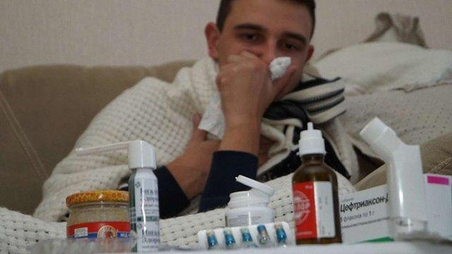 За прогнозами МОЗ  цього епідсезону на грип і ГРВІ  захворіють до 7 млн українців