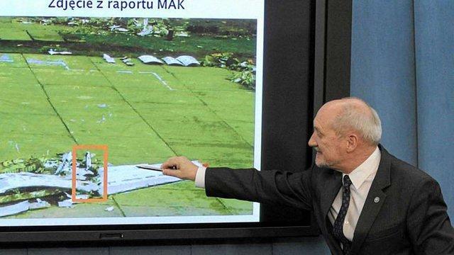Польська комісія виявила запис вибуху на самописці літака Леха Качиньського