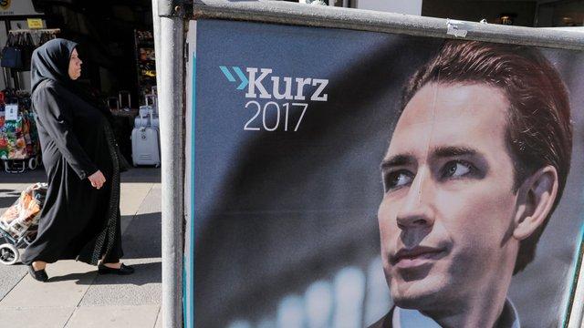 В Австрії проходять дострокові парламентські вибори