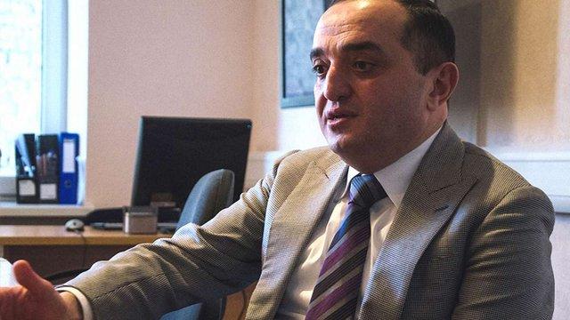 В Борисполі прикордонники не впустили до України соратника Саакашвілі