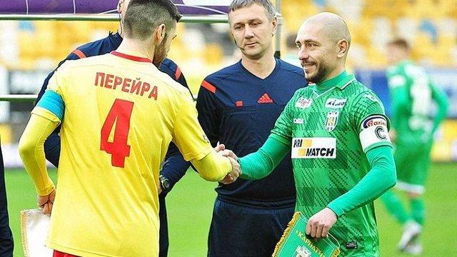 «Карпати» у Кропивницькому розійшлись миром з «Зіркою»