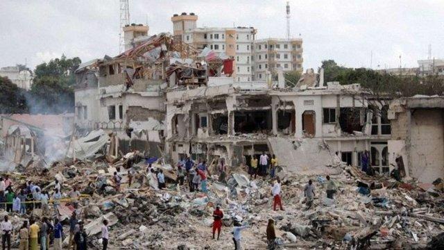 Кількість загиблих внаслідок подвійного теракту в столиці Сомалі зросла до 189 осіб