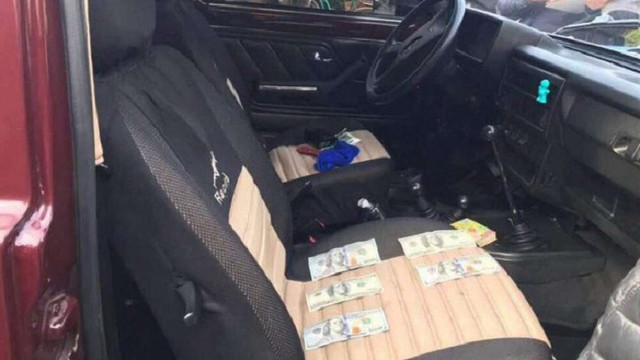 У Тячеві заступника начальника поліції затримали на хабарі