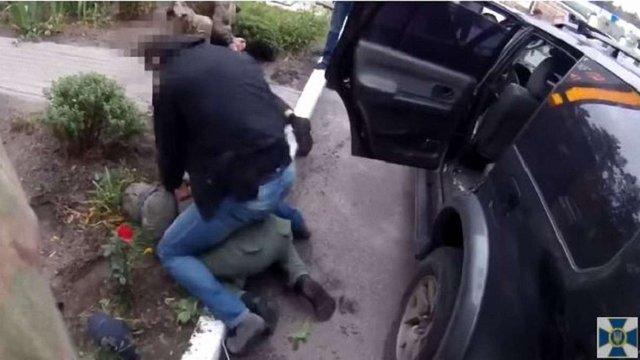 СБУ затримала радикалів, які готувалися до провокацій під час акції протесту в Києві 17 жовтня