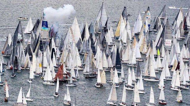 Українські яхтсмени перемогли у наймасовішій регаті світу Barcolana