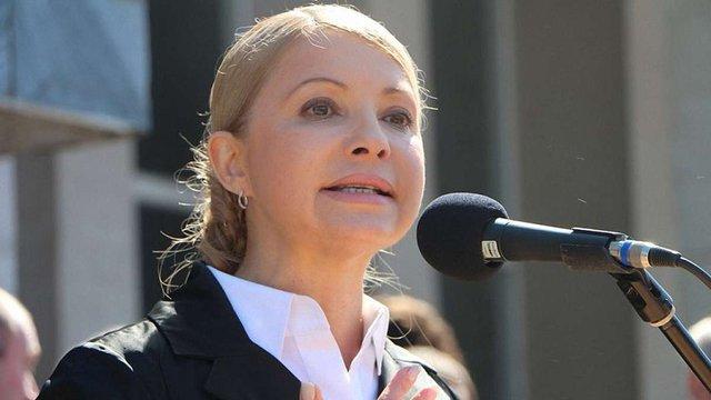 Юлія Тимошенко подала до суду на журналістів через розслідування про ломбарди
