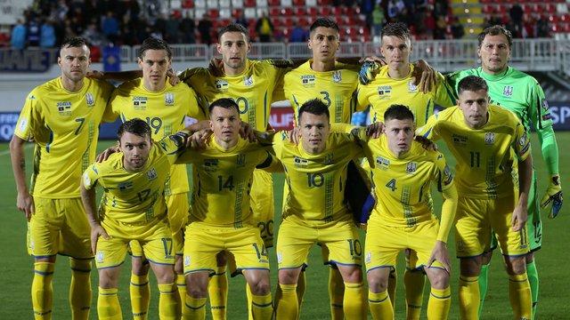 Збірна України зіграє товариський матч зі Словаччиною
