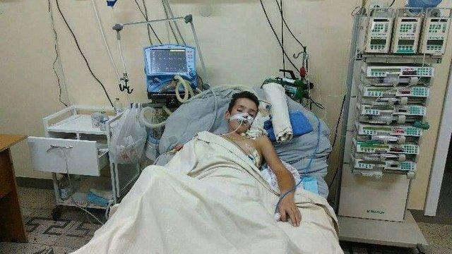 На порятунок 13-річного хлопчика з Мостиського району терміново потрібно ₴83 тисячі