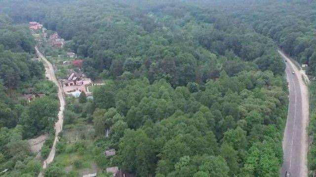 ЛОДА передала у власність земельні ділянки у брюховицькому лісі 70 учасникам АТО