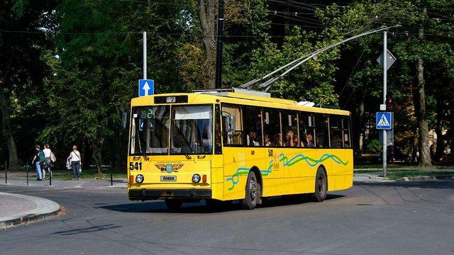 У Львові планують відновити ще 20 старих тролейбусів