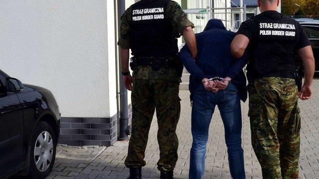 Польські прикордонники затримали організаторів нелегальної міграції українців до ЄС