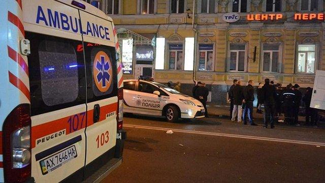 Троє травмованих у ДТП в Харкові досі перебувають без тями