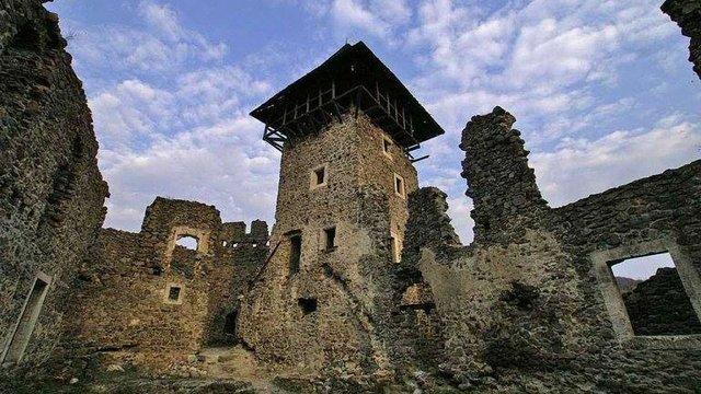 На ремонт башти Невицького замку виділили ₴4,6 млн з бюджету Закарпаття