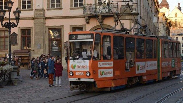 У п'ятницю львівський трамвай №2 курсуватиме зі змінами