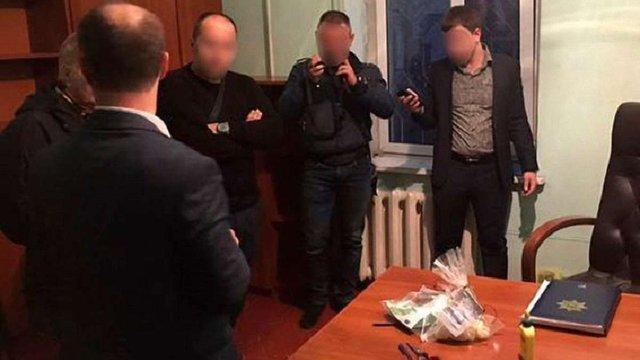 Підозрюваного у грабежі львів'янина затримали при спробі підкупу поліцейського
