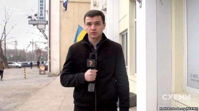 Журналіст програми розслідувань «Схеми» зафіксував стеження за собою