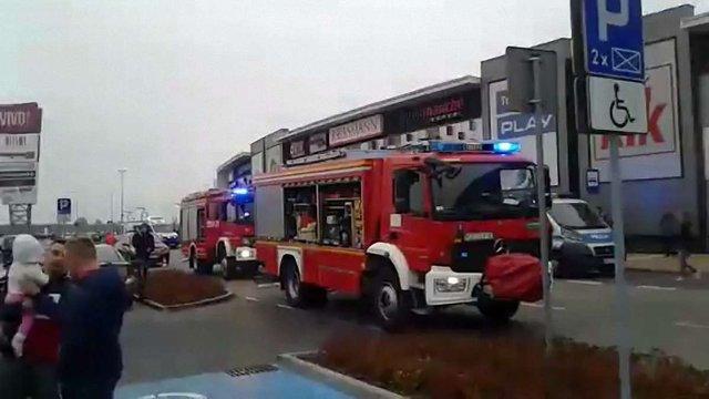 27-річний чоловік з ножем напав на відвідувачів торгового центру у Польщі