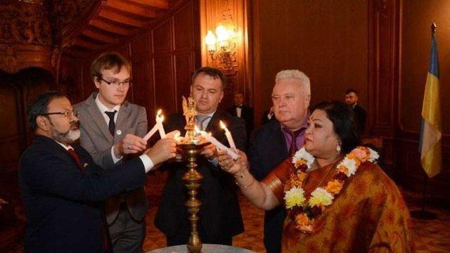 У Львові стартував тиждень індійського кіно та індійської культури
