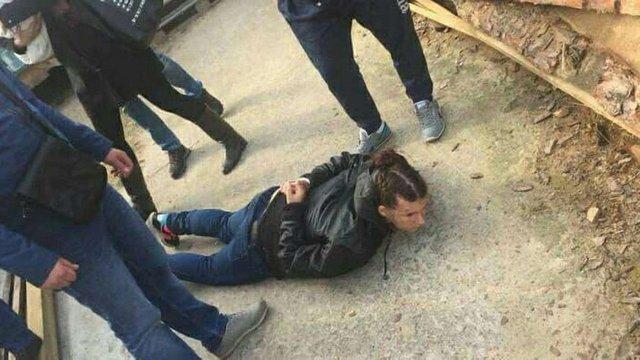 Підозрювану у викраденні немовляти жінку затримали у Вишгороді