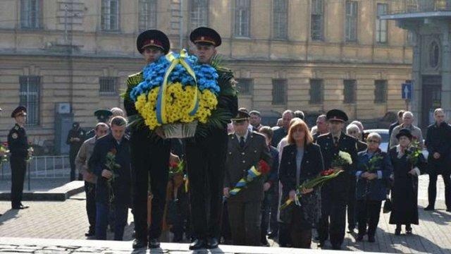 У Львові вшанували жертв операції «Захід» 1947 року
