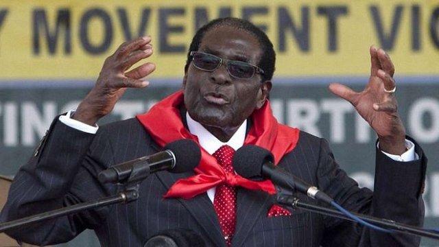 ВООЗ скасувала призначення диктатора Роберта Мугабе послом доброї волі