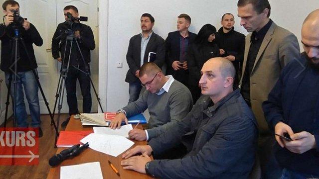 В Івано-Франківську патрульного відсторонили від посади через скаргу родича прокурора