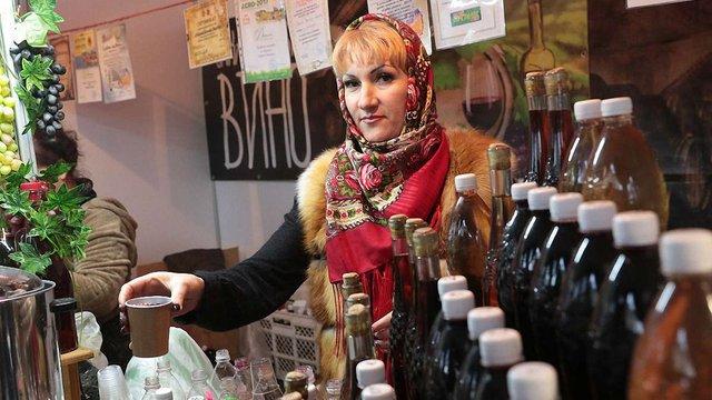 У Львові завершується традиційне свято сиру і вина
