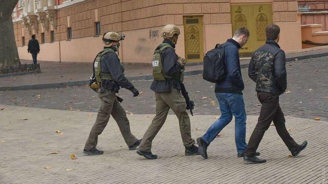 НАБУ прийшло з обшуками до міського голови Одеси Геннадія Труханова