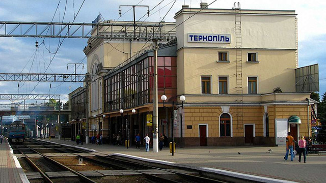 Між Києвом та Тернополем запускають новий потяг «Інтерсіті+»