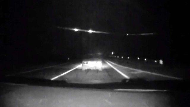 Львівські патрульні переслідували нетверезого водія на трасі Київ-Чоп