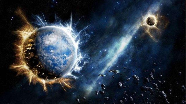 На Землю насуваються дві помірні магнітні бурі
