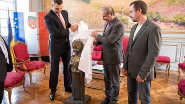 Київ передав французькій Тулузі пам'ятник Анні Ярославні