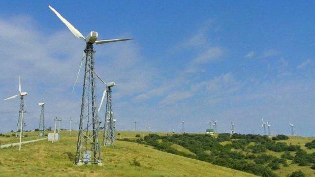 У жовтні на Львівщині запустять нову вітрову електростанцію