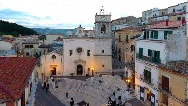 Італійське містечко пропонує до €2 тис. охочим там оселитися