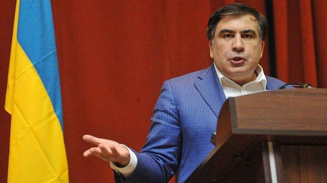 Михеїлу Саакашвілі офіційно відмовили у наданні політичного притулку в Україні