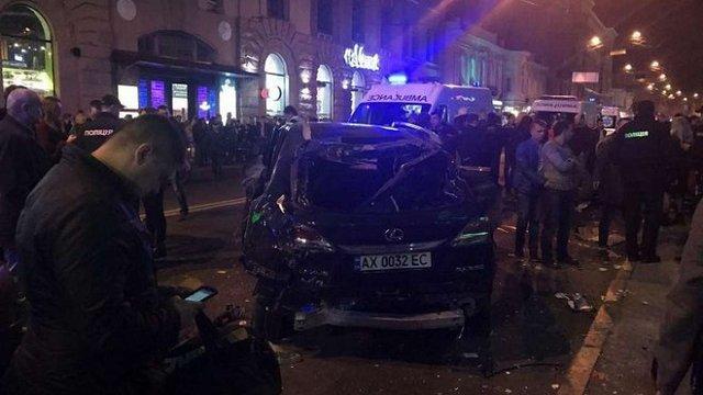 Другий учасник резонансної ДТП в Харкові вперше прокоментував інцидент
