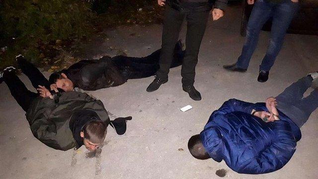 Поліція затримала 12 осіб за викрадення людини в Запоріжжі