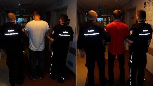 В аеропорту Варшави затримали двох українців-наркокур'єрів