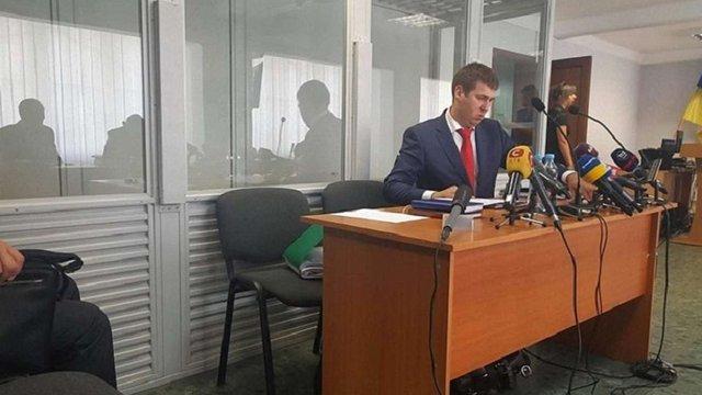 Суд відсторонив державного адвоката екс-президента Януковича