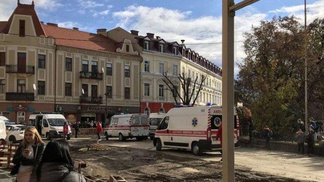 В Ужгороді поліція знайшла підлітків, які отруїли школярів сльозогінним газом