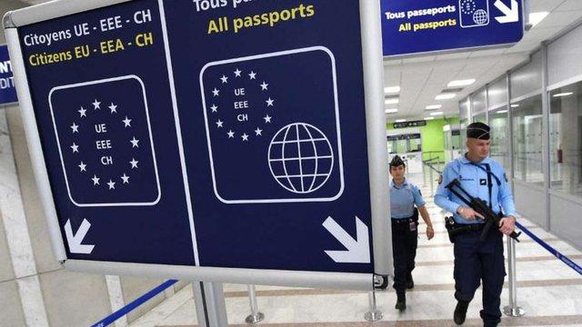 Європарламент схвалив нову систему реєстрації на кордонах Шенгенської зони