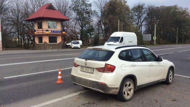 Поліція примусово вилучила водійське посвідчення екс-чиновниці ЛОДА Поліни Лі