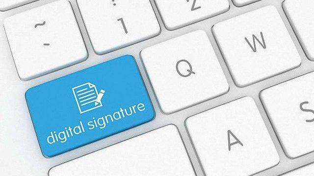 Правовий акт ЄС вперше підписали в електронному вигляді