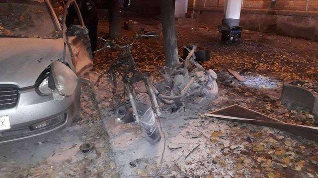 МВС уточнило кількість постраждалих під час вибуху в Києві