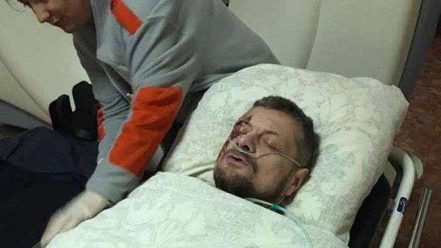 Мосійчук прийшов до тями після операції і зробив першу заяву