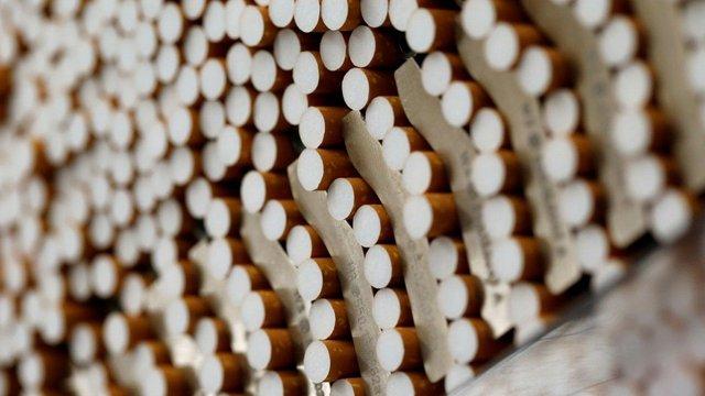ЄС закликав Україну посилити боротьбу із нелегальною торгівлею сигаретами