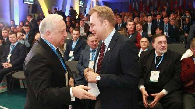 На Міжнародному економічному форумі мер Львова наголосив на важливості збереження кадрів